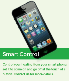 Smart phone control for your air conditioning