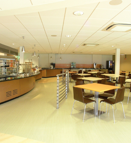 Business Air Conditioning Systems - Canteen